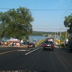 Photo taken at Wiscasset, ME by Mommy U. on 7/13/2012