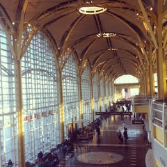 Photo taken at Terminal A by Alexander H. on 2/27/2012