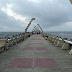 Photo taken at Coatzacoalcos by Lladir R. on 4/21/2012