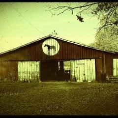 Photo taken at Horseshoe Acres by Deena K. on 4/27/2012