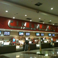 Photo taken at Cinemark by Junior T. on 2/19/2012