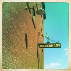 Photo taken at Biederman's Deli and Pub by J. S. on 8/23/2012