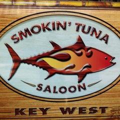 Photo taken at Smokin' Tuna Saloon by Charles K. on 2/25/2012