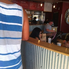 Photo taken at Chipotle Mexican Grill by Katrina S. on 9/13/2012