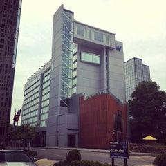 Photo taken at W Atlanta - Buckhead by Debra R. on 4/27/2012