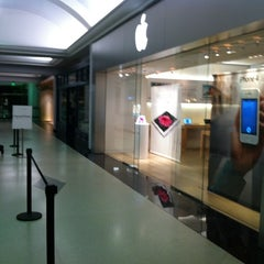 Photo taken at Apple Store, Towson Town Center by Don T. on 3/16/2012