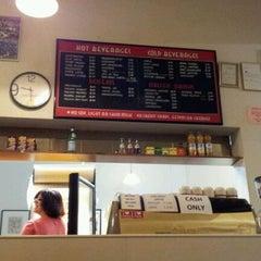 Photo taken at Bar Italia by thepretenda on 4/1/2012