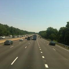 Photo taken at I-95 (Northeast Maryland) by Vishal M. on 6/30/2012