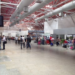 Photo taken at Aeroporto Internacional de São Luís / Marechal Cunha Machado (SLZ) by Rodrigo M. on 9/5/2012