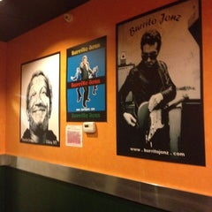 Photo taken at Burrito Jonz by Kellie on 9/2/2012