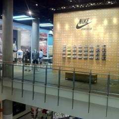 Photo taken at Niketown Berlin by Arnoud M. on 5/2/2012
