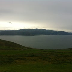 Photo taken at Great Orme Summit by Adam on 8/23/2012