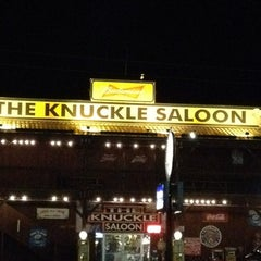 Photo taken at Knuckle Saloon by Curtis C. F. on 2/28/2012