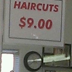 Photo taken at Chet Farley's Barber Shop by Tim L. on 8/23/2012