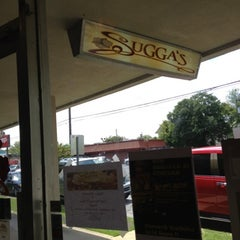 Photo taken at Sugga's by Candice S. on 7/22/2012