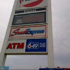 Photo taken at Pioneer Gas Station by Guido D. on 5/27/2012