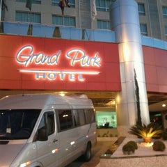 Photo taken at Grand Park Hotel by Igor A. on 7/29/2012