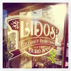 Photo taken at Lidos by Jeff M. on 4/11/2012