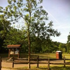 Photo taken at Frick Park by John M. on 6/16/2012