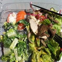 Photo taken at Julie's Kitchen by Garrett W. on 8/10/2012
