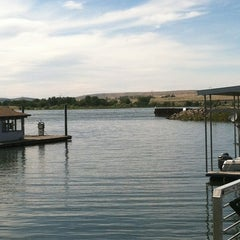 Photo taken at McNary Bridge by Becca R. on 6/28/2012