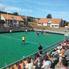 Foto tirada no(a) Båstad Tennis Stadium por Mats W. em 8/11/2012