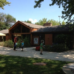 Photo taken at Lakeview Nature Center by Marcia D. on 8/15/2012