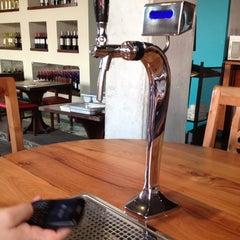 Photo taken at Tapas & Birra by Alejandro A. on 3/17/2012