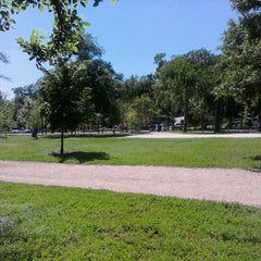 Photo taken at Pease District Park by Vanessa G. on 3/25/2012