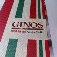 Photo taken at Ginos Rib.Curtidores by Albert C. on 8/19/2012
