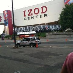 Photo taken at IZOD Center by Mark H. on 5/5/2012