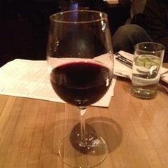 Photo taken at Cellar Wine Bar by Geoff M. on 2/19/2012