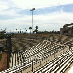 Photo taken at Packard Baseball Stadium by Robert T. on 3/11/2012