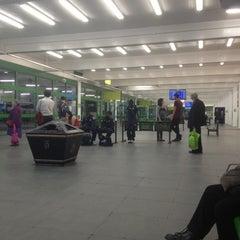Photo taken at Broadmarsh Bus Station by David Z. on 9/5/2012