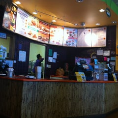 Photo taken at Tropical Smoothie Cafe by Edgar E. on 7/12/2012