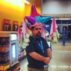 Photo taken at Walmart Supercenter by Zach D. on 5/4/2012