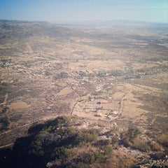 Photo taken at Cerro del Picacho by Andrés O. on 4/5/2012