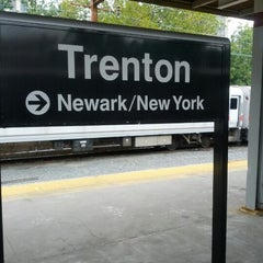 Photo taken at NJT - Trenton Transit Center (NEC) by Boe P. on 8/25/2012
