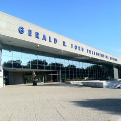 Photo taken at Gerald R. Ford Presidential Museum by Richard A. on 8/1/2012