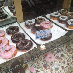 Photo taken at American Donuts by Marco M. on 4/14/2012