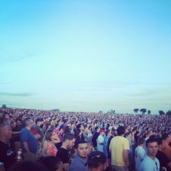 Photo taken at Jiffy Lube Live by J. T. on 6/17/2012