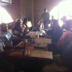 Photo taken at Gordon Biersch Brewery Restaurant by Patrick M. on 4/27/2012