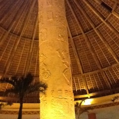 Photo taken at Gran Bahia Principe Tulum by Mappy G. on 5/16/2012