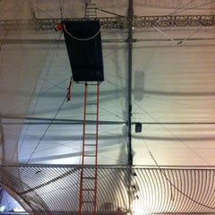 Photo taken at Trapeze School New York (TSNY) - Washington DC by Lauren on 8/25/2012