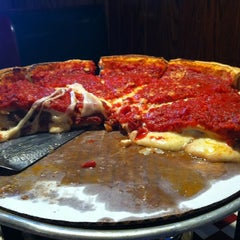Photo taken at Giordano's by Matthew L. on 7/4/2012