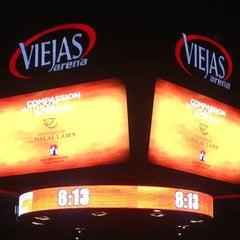 Photo taken at Viejas Arena by Autumn on 4/19/2012