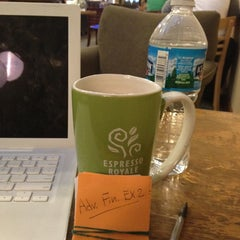 Photo taken at Espresso Royale by Briana v. on 3/26/2012