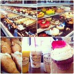 Photo taken at Porto's Bakery & Cafe by Eugene P. on 6/26/2012