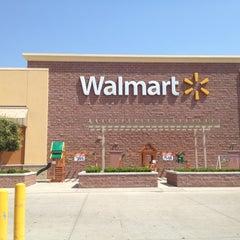 Photo taken at Walmart Supercenter by Matt L. on 6/11/2012