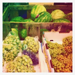 Photo taken at Aria Market by Tricia A. on 8/27/2012